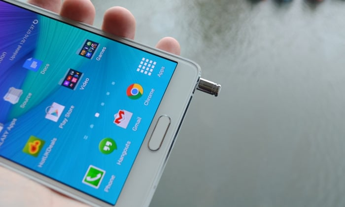 Samsung Galaxy Note 4 review: big, powerful and now metal