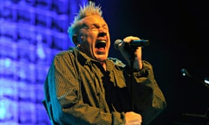 John Lydon of Public Image Ltd performs in London in 2012
