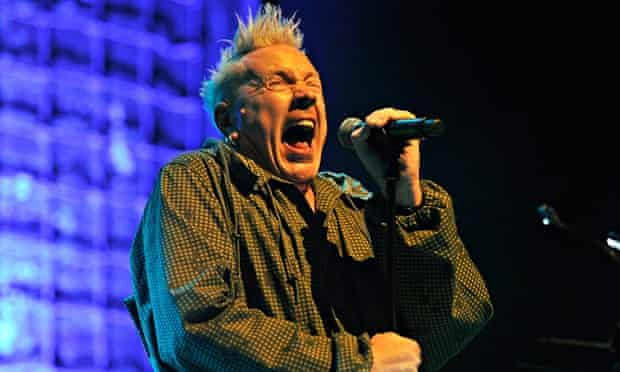 John Lydon of Public Image Ltd performs in London in 2012