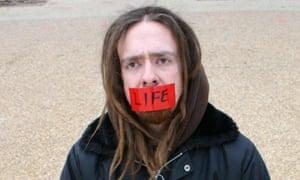 pro life guy dreads
