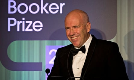 Richard Flanagan wins the Booker prize