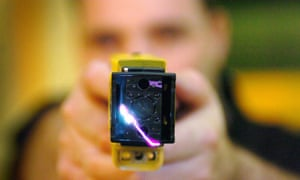 Police use of Tasers continues to rise | World news | The