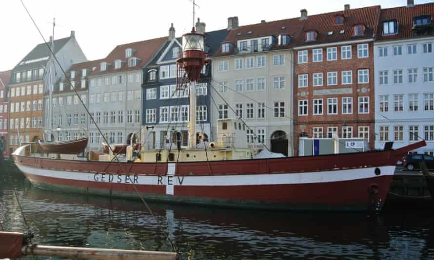 Copenhagen: Gedser Rev today
