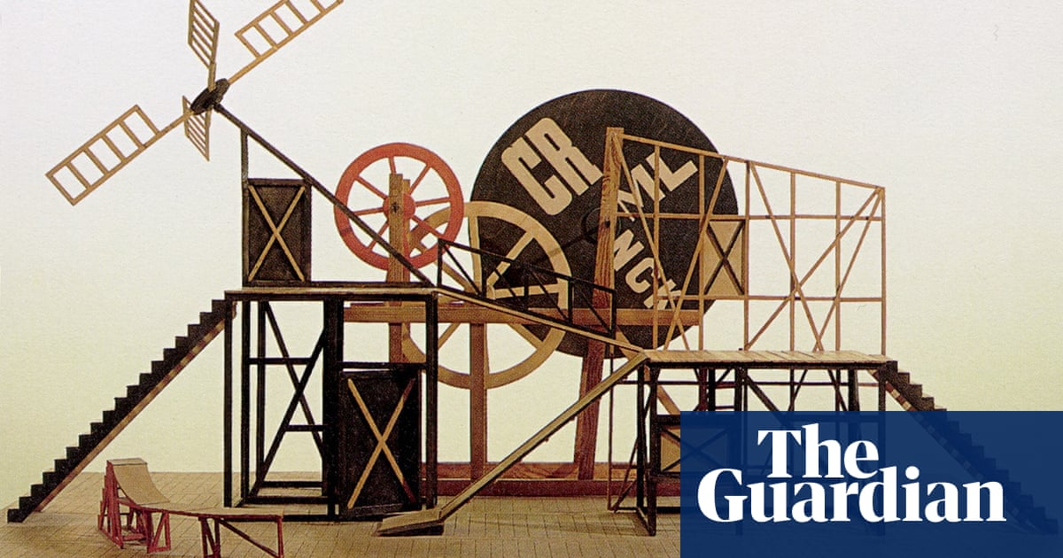 Russia's stage revolution: when theatre was a hotbed for