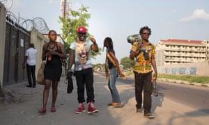 2014: Kinshasa.