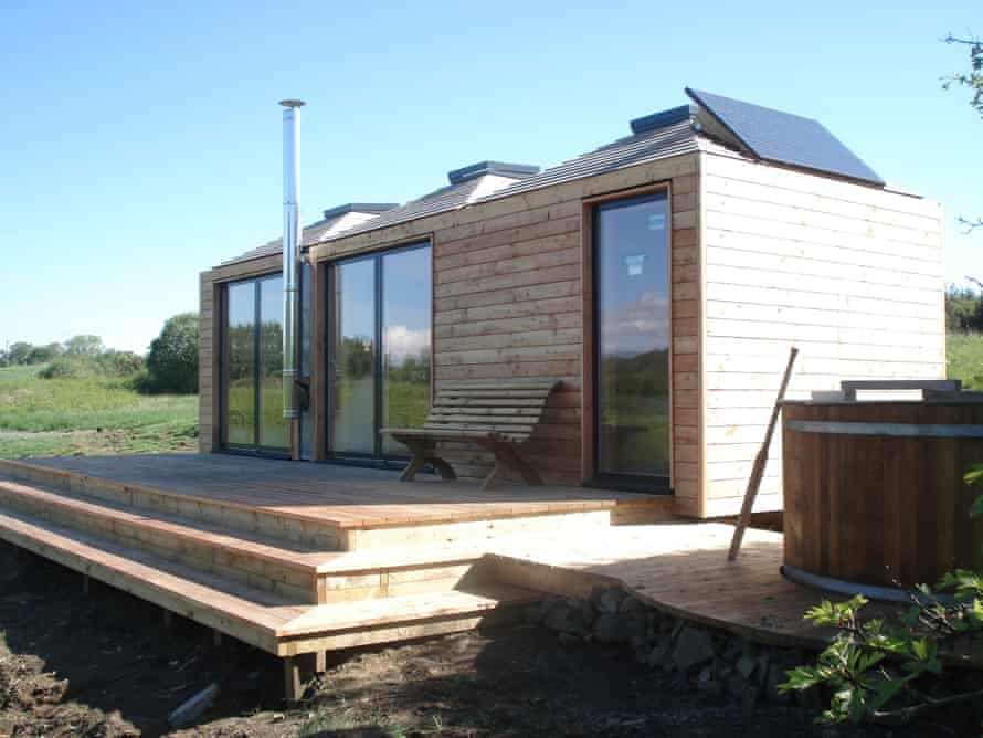 Red Kite Eco Bothy, Dumfries & Galloway