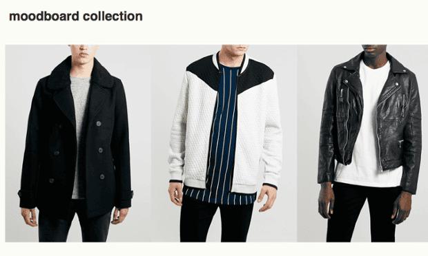 Topman Google Hangout personal shopping sevice