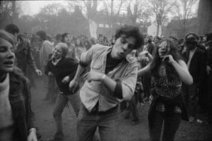 New Haven, Connecticut, 1970.