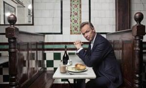 Gary Kemp shot for OFM Manze's Chapel Market, N1Grooming: Jamie Thomas @ Frank Agency.