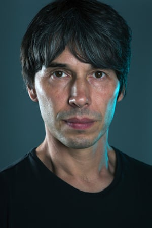 Physicist Brian Cox photographed at Plough Studios in south west London.