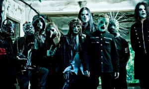 Slipknot to headline at Download festival 2015 | Music | The Guardian