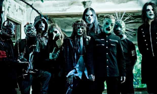 Slipknot to headline at Download festival 2015 | Slipknot | The Guardian