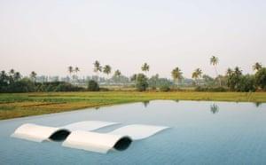 Alila Diwa Hotel. Goa