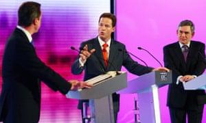 Election TV debate