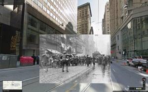 Armistice Day - King Street West - c. 1918