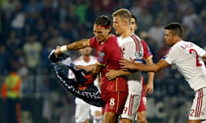 Serbia and Albania clash in Euro 2016 qualifiers