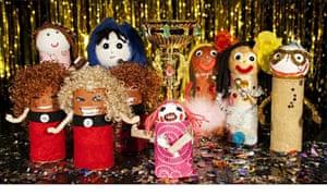 Minimello dolls