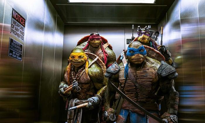 Teenage Mutant Ninja Turtles Review Total Turtle Turkey Teenage Mutant Ninja Turtles The Guardian