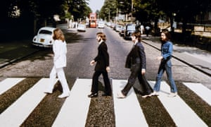 beatles unused abbey road photographs to be auctioned music the guardian. Black Bedroom Furniture Sets. Home Design Ideas