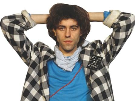 Bob Geldof in 1979