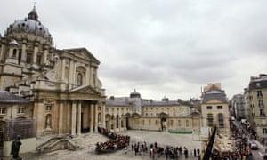 Val-de-Grâce church and hospital Paris