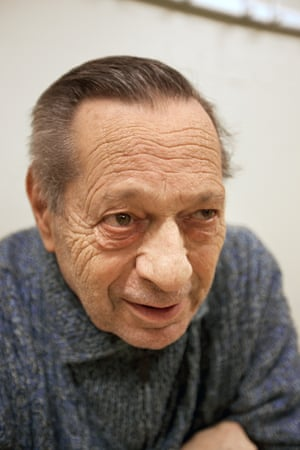 Bernard is a swiss citizen, homeless and sleeps nights in the shelter