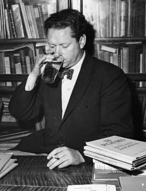 Dylan Thomas in 1950