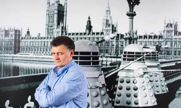 Steven Moffat talks fan service: 'You don't give them what you think they  want' | Media | The Guardian