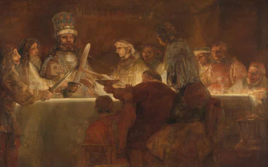 The Conspiracy of the Batavians under Claudius Civilis.