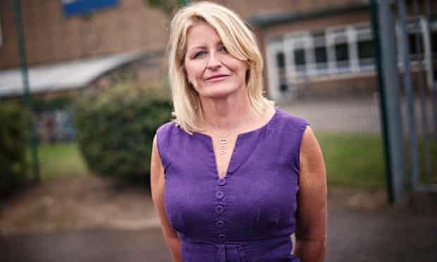 Clacton Coastal Academy headteacher Tracey Hemming