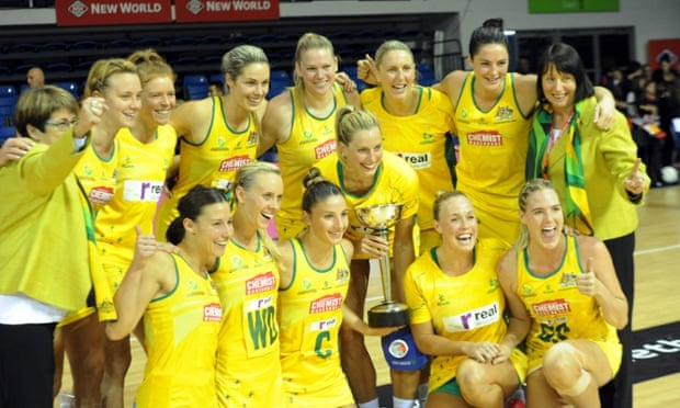 38235504f4 Are Australia the greatest netball team ever? Not yet | Luke Williams |  Sport | The Guardian
