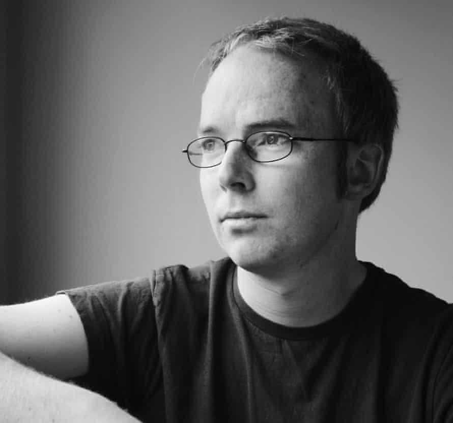 Author Jon Mcgregor from Bloomsbury