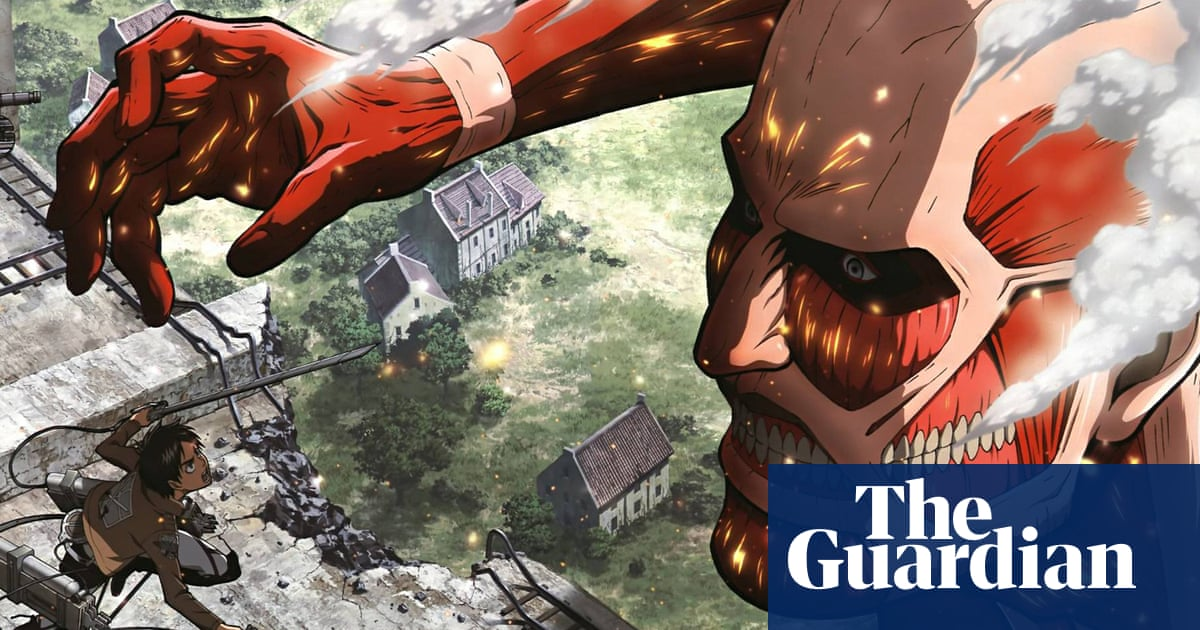 Attack On Titan Box Set Review Teens Tangle With People Eating Giants In This Spellbinding Anime Animation On Tv The Guardian