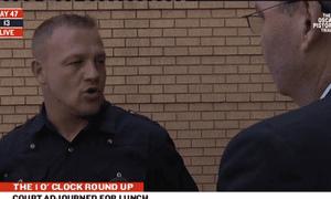 Mikey Schultz interviewed by David O'Sullivan.
