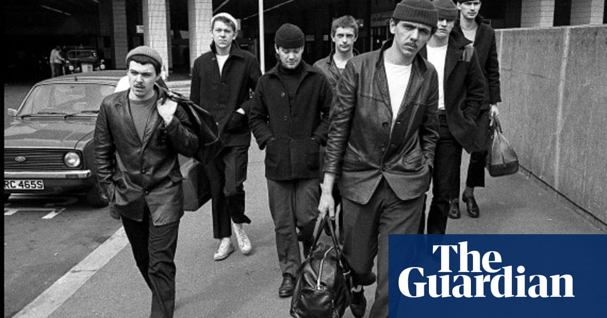 We were always hard workers': Kevin Rowland and Big Jim