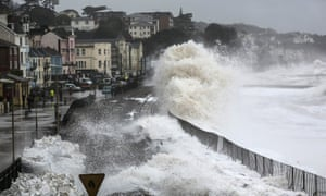 Severe storms and high tides inflicted flooding on many communities across the UK earlier this year.