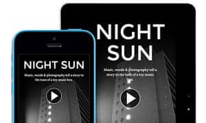The Night Sun app