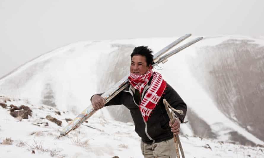 Afghanistan skiing