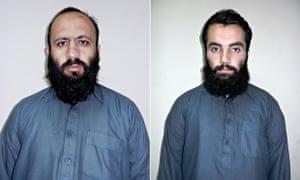 Hafiz Rashid and Anis Haqqani