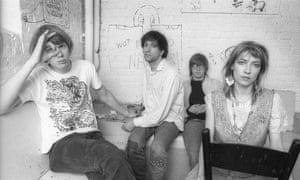 Sonic Youth, Amsterdam, 1986.