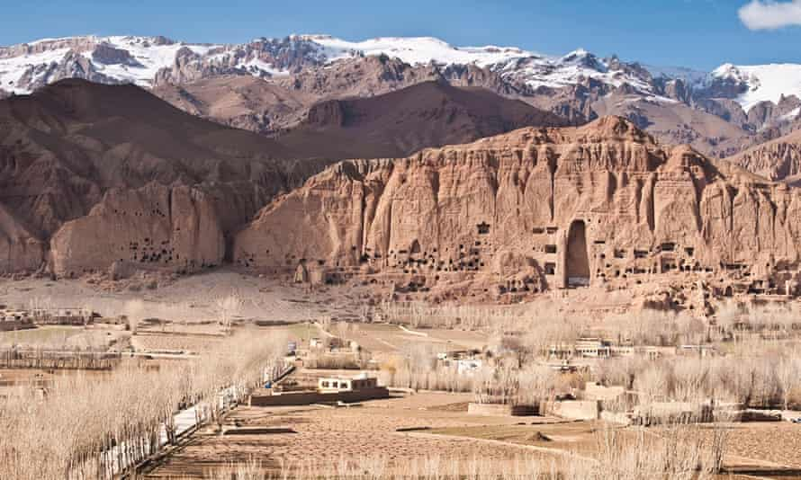Bamiyan, home to the Buddha niches, Afghanistan
