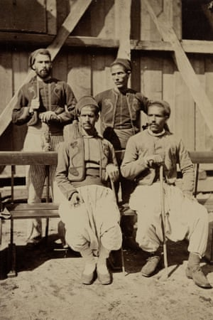 french colonial soldiers wounded frankfurt WW1 prisoner