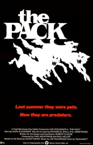 The Pack film poster.