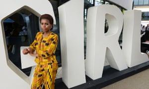 FGM campaigner Jaha Dukureh at this year's Girl Summit in London.