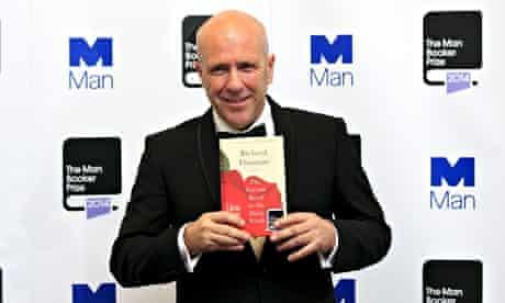 Richard Flanagan Man Booker prize