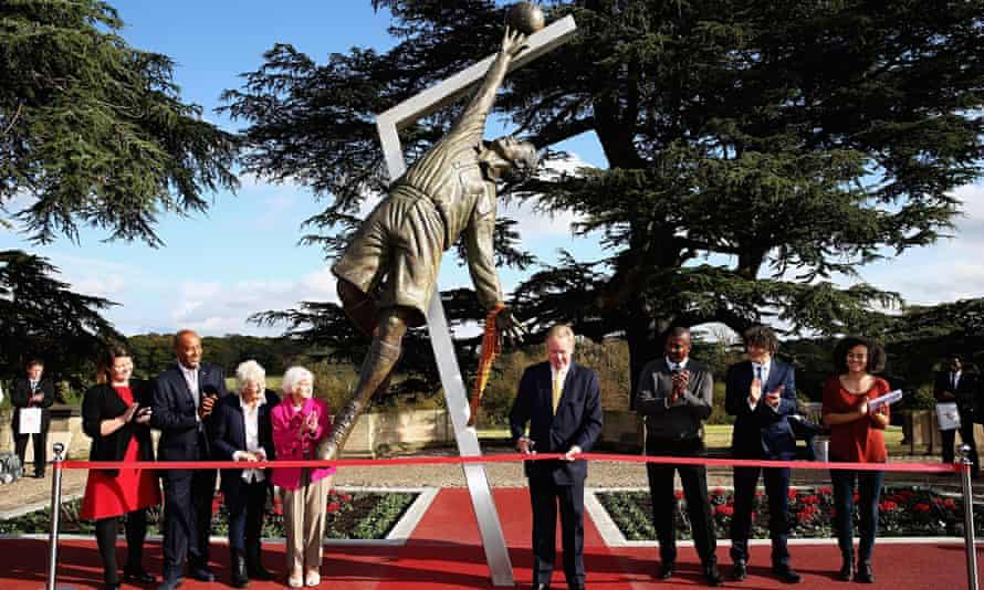 Arthur Wharton Statue Unveiling