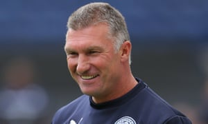 Leicester City's manager Nigel Pearson will be hoping his side can return to form.
