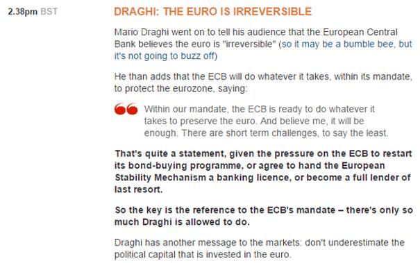 Europe in turmoil: five years of economic crisis   Business