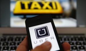 uber app fires driver
