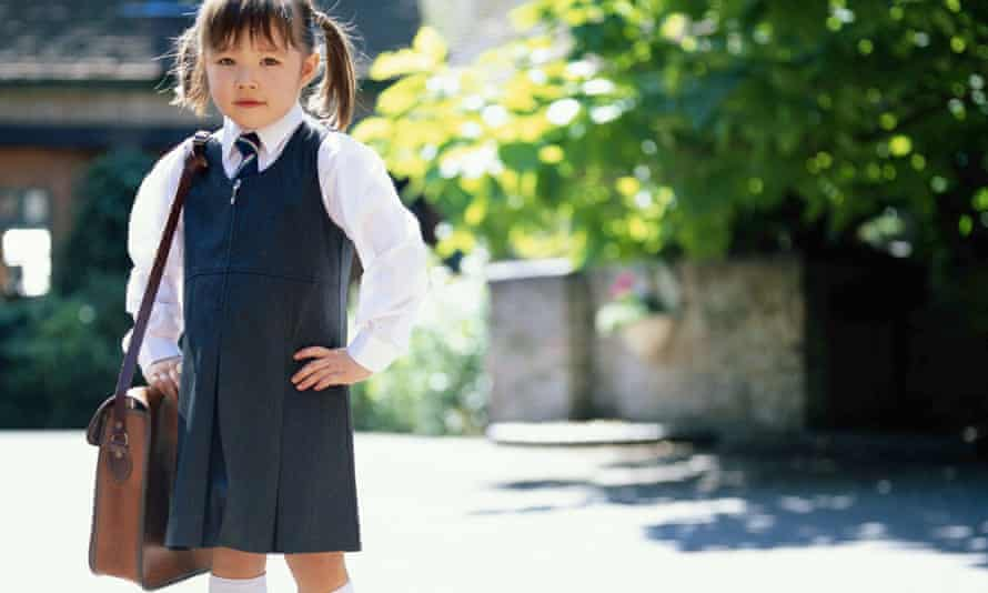 No tree climbing for you … why must girls wear skirts?